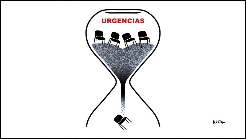 Editorial – Luz roja en los servicios de urgencia de los hospitales de Málaga