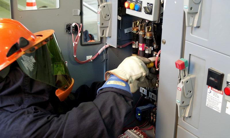 Riesgo eléctrico en la Prevención de Riesgos Laborales. Grupo ANP