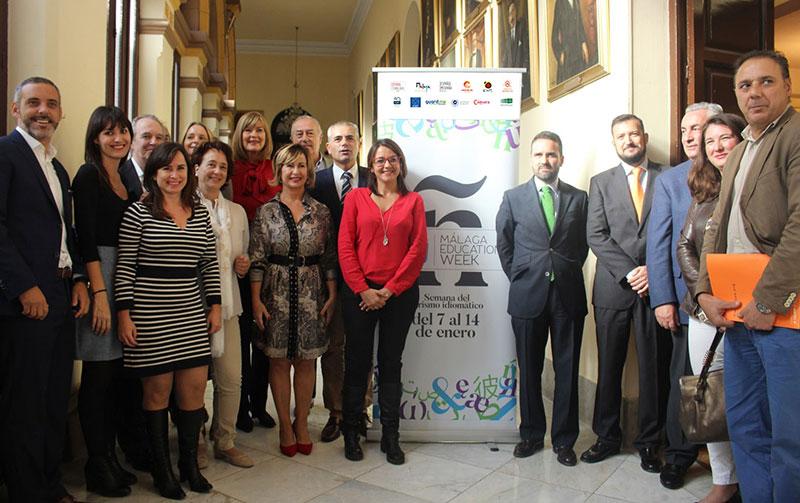 Turismo Costa del Sol promociona el segmento idiomático con su participación en la Málaga Education Week