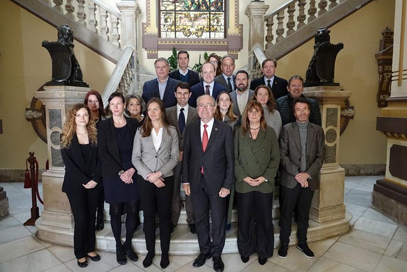 Málaga organiza un amplio programa de actos con motivo de la capitalidad europea de turismo inteligente