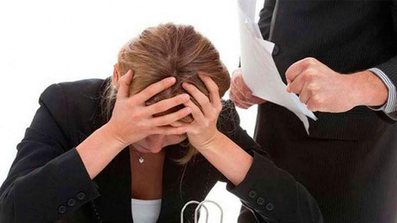 Violencia en el trabajo. Grupo ANP