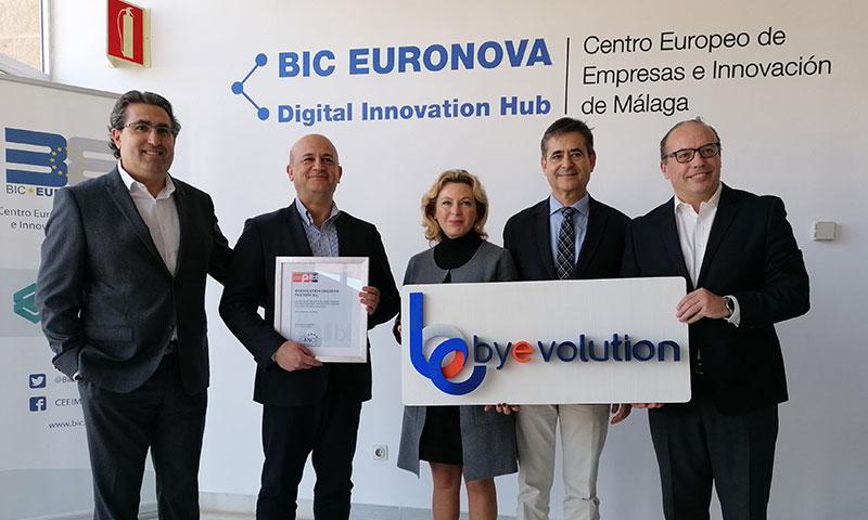 La empresa malagueña Byevolution distinguida a nivel nacional como Empresa Innovadora de Base Tecnológica (EIBT)