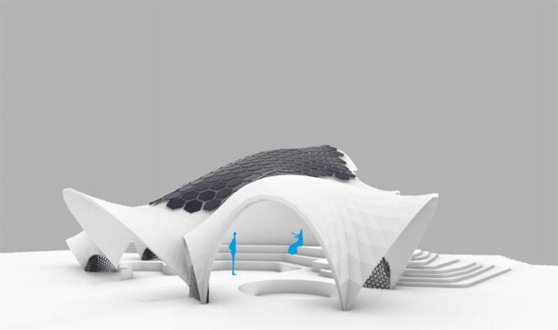 La UMA construirá en Teatinos un espacio educativo exterior para uso docente