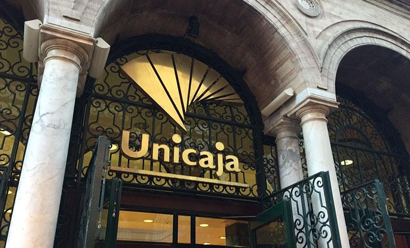 El beneficio neto de Unicaja Banco crece un 12,9 por ciento hasta los 172 millones de euros en el ejercicio 2019
