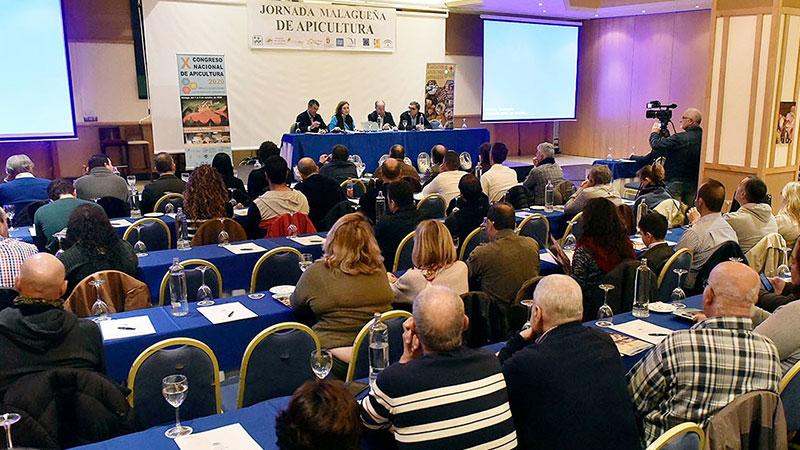 XXII Jornada Malagueña de Apicultura, punto de encuentro para el sector