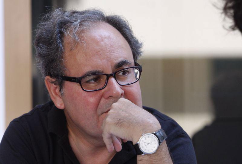 Ángel Valencia, catedrático de Ciencia Política