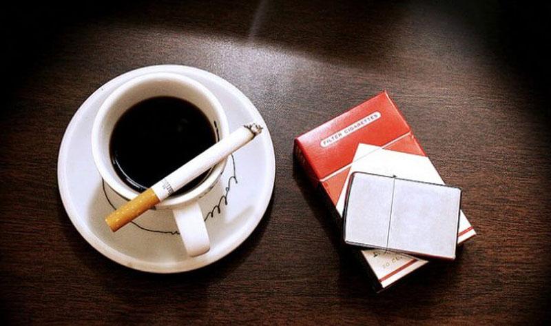 El café y el cigarrillo restan de la jornada efectiva de trabajo