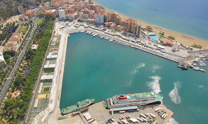 Una UTE de Island Global Yachting y Puerto Picasso consigue la concesión del puerto de mega yates