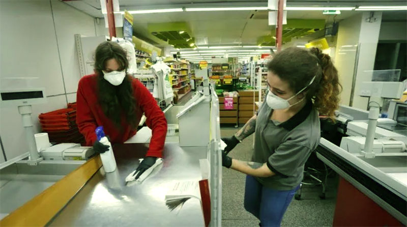 Aclaraciones sobre contactos con trabajadores con coronavirus. Dra. Ana María Ríos Sanagustín. Médico del Trabajo. Grupo ANP