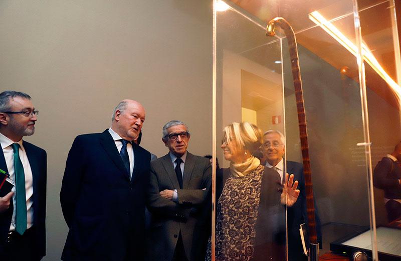 Fundación Unicaja organiza en Málaga una exposición con fondos de los hermanos Machado