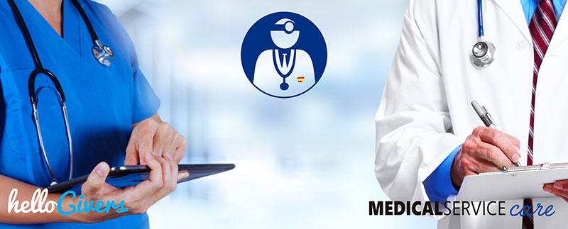 Medical Service Care pone en marcha un plan de contingencia ante la rápida expansión del COVID 19  ampliando su cartera de médicos y de enfermería a nivel nacional.