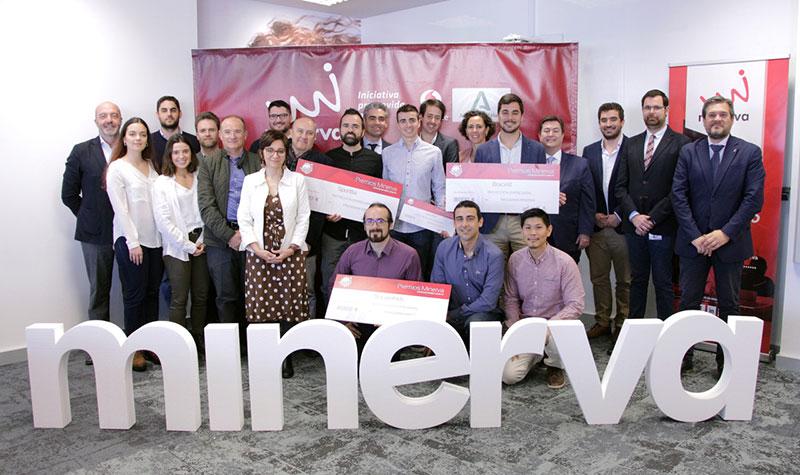 Economía y Vodafone destinan 26.000 euros para reconocer a las mejores startups de la sexta edición del ´Programa Minerva´