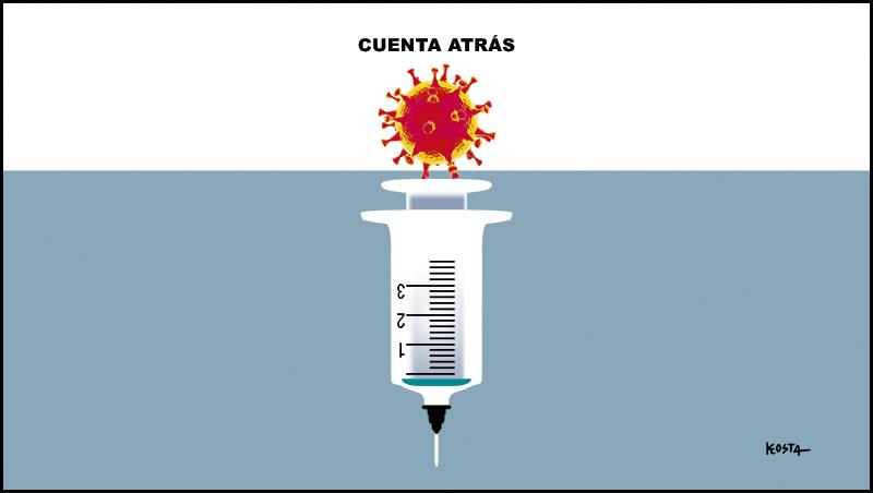 Editorial – El ministro de Sanidad en la reunión con los independentistas mientras el coronavirus sigue expandiéndose