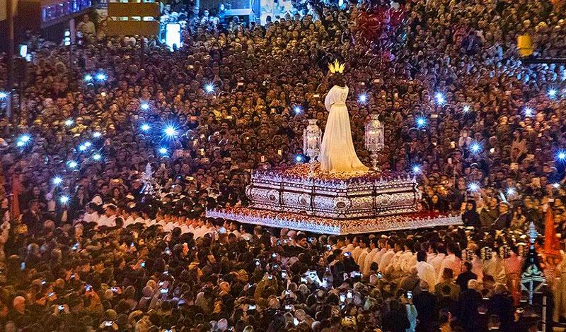 Comunicado conjunto de la diócesis de Málaga, la Agrupación de Cofradías y el Ayuntamiento de Málaga
