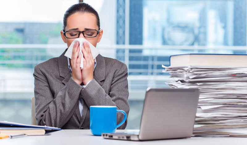 Los autónomos pierden más del 24 por ciento de su renta si contraen el coronavirus