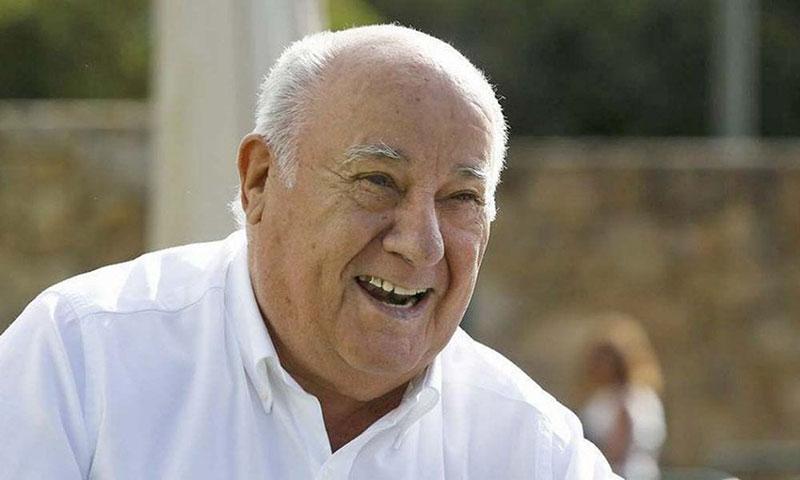 Solicitan el Premio Princesa de Asturias para Amancio Ortega
