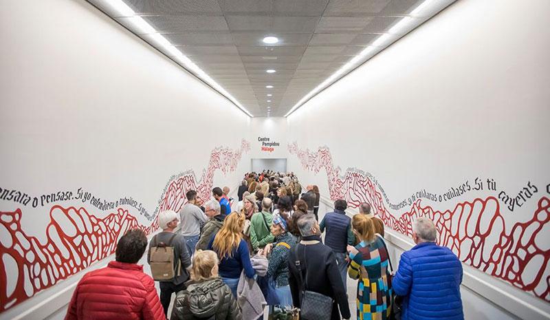 Día Mundial del Arte. El proceso artístico centra las propuestas de Casa Natal, Pompidou y Museo Ruso