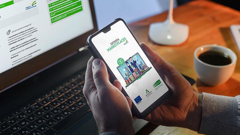 Extenda lanza un nuevo servicio de asesoramiento en marketplaces para impulsar la internacionalización de las empresas andaluzas a través del comercio online