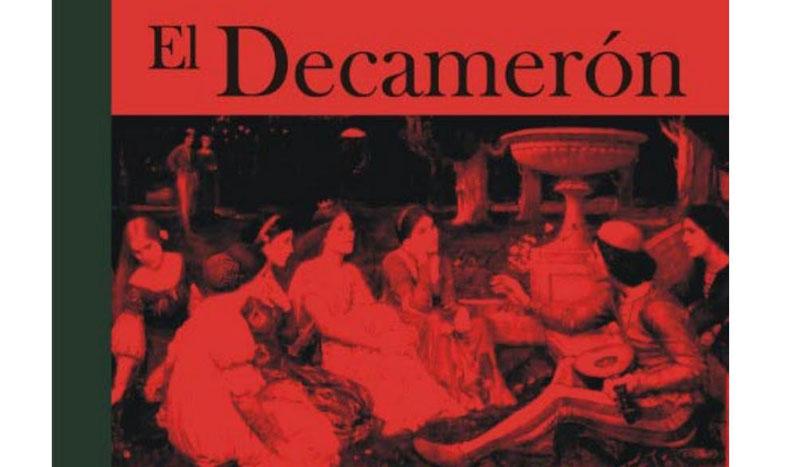 Decamerón con beso y flor. Carmelo San Martín Díaz-Guijarro