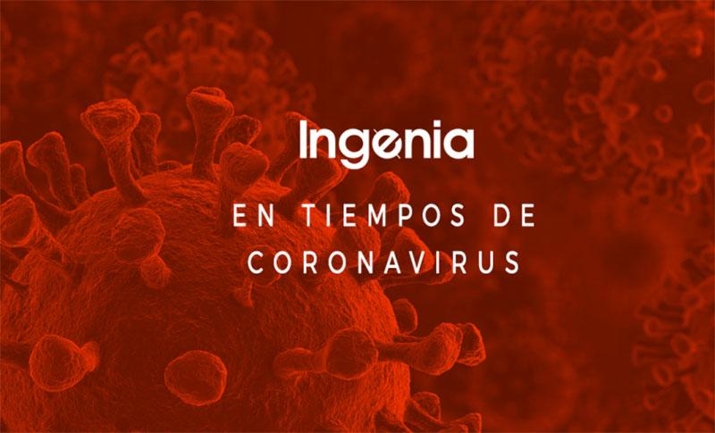Ingenia colabora con el CCN contra el COVID-19