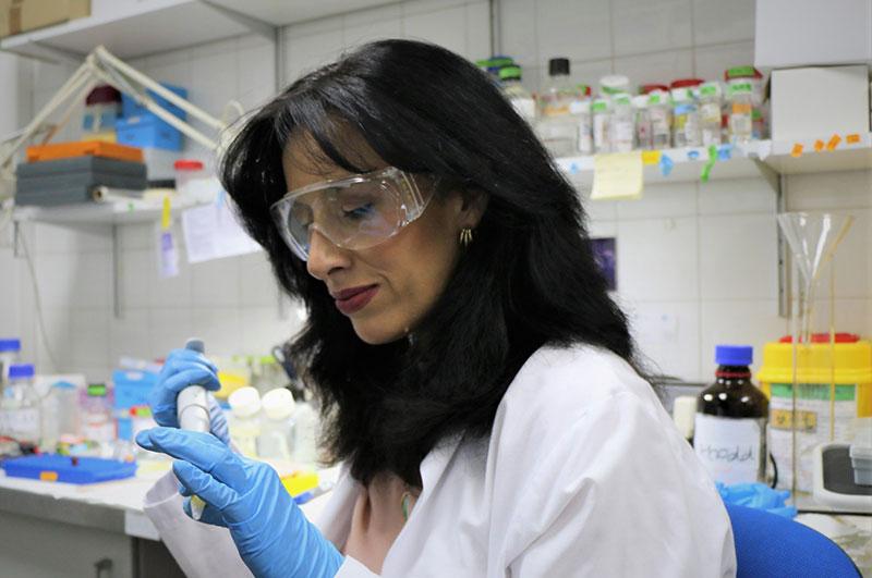 Científicos de la UMA avanzan en el estudio del Parkinson