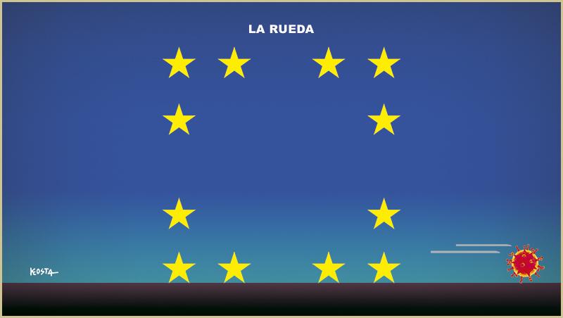 Editorial – La UE se juega su supervivencia con la pandemia