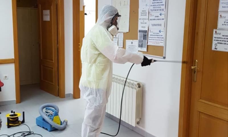 AUPA afirma que hay una psicosis de desinfección peligrosa por falta de protocolos del Gobierno