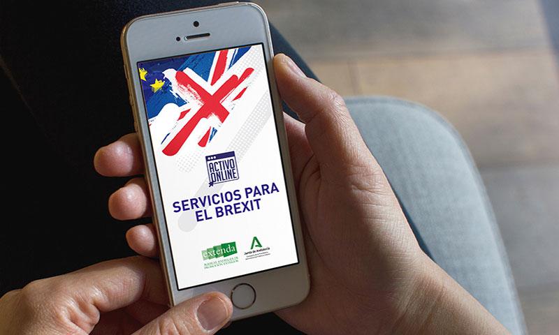 Extenda prepara a las empresas ante el Brexit con servicios online de asesoramiento, información, formación y promoción exterior