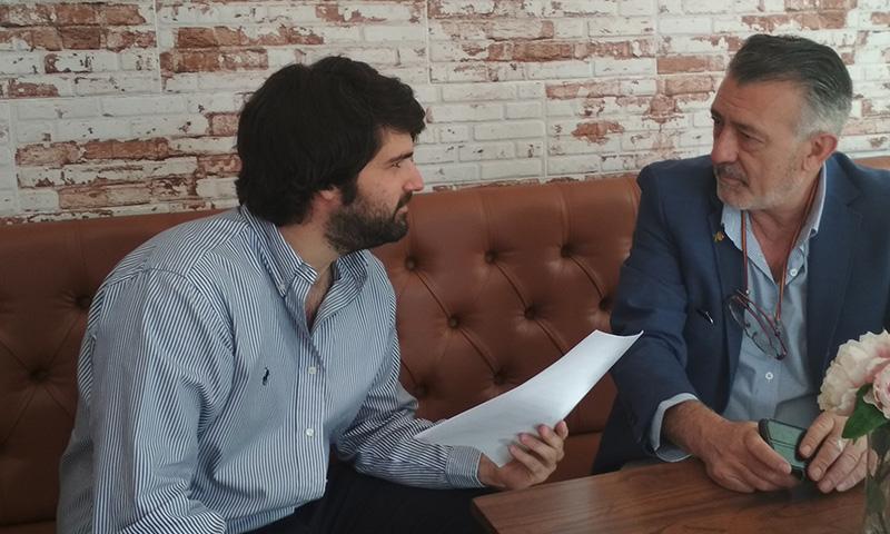 Canivell deja la Vicesecretaría de Comunicación de Vox Málaga