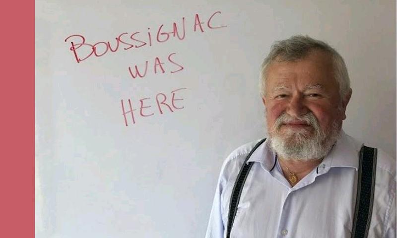 Fallece el Dr. Boussignac, padre de la Ventilación Mecánica No Invasiva
