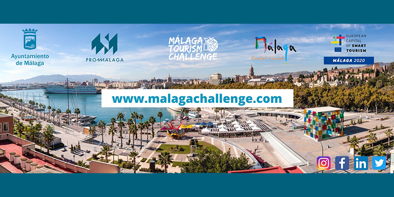 El reto Málaga Tourism Challenge recibe más de 300 proyectos e ideas