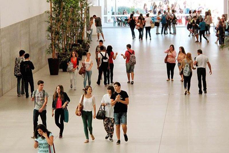 Oferta de plazas de nuevo ingreso para el curso 2020-21