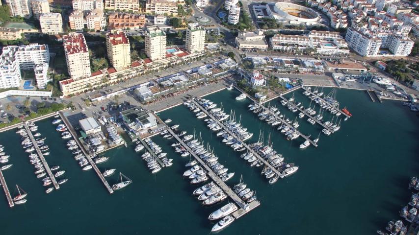 La Junta licita por 1,8 millones de euros la mejora de los accesos al puerto de Estepona