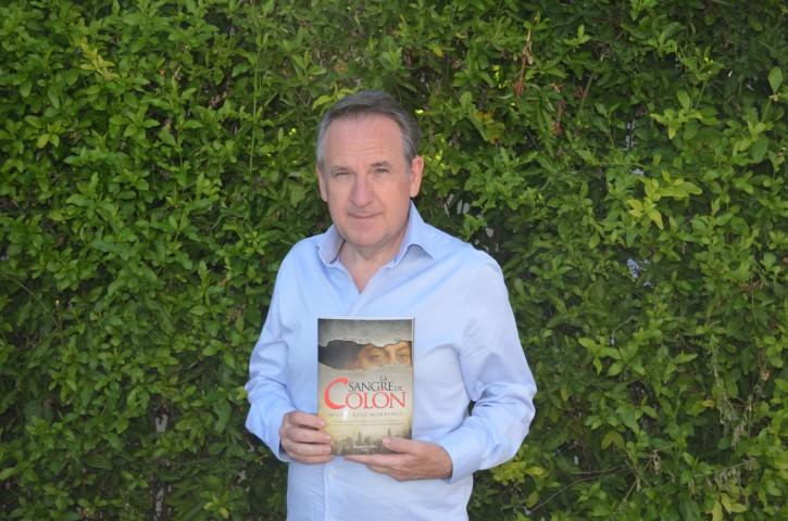 Entrevista con Miguel Ruiz Montañés sobre su nuevo libro, «La sangre de Colón»