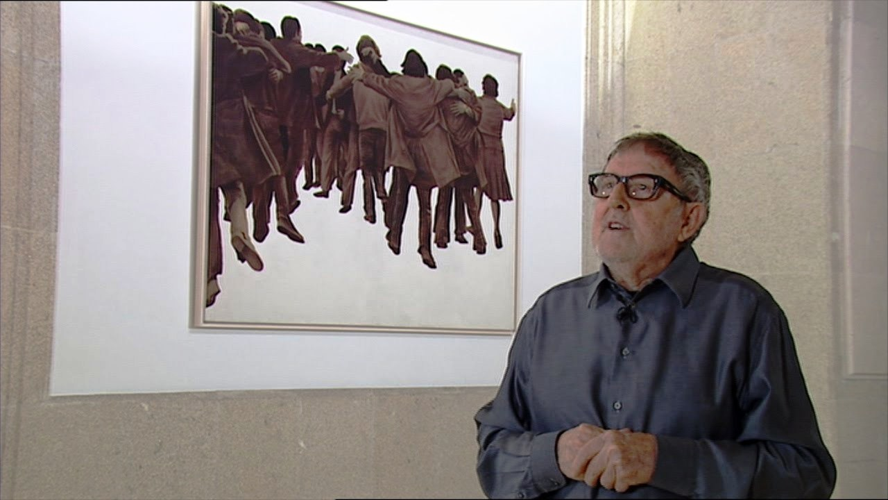Genovés, una vida dedicada al arte. Alfredo Viñas