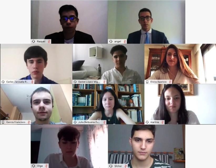 El Proyecto Edufinet de Unicaja premia los mejores trabajos de educación financiera en su XI Olimpiada