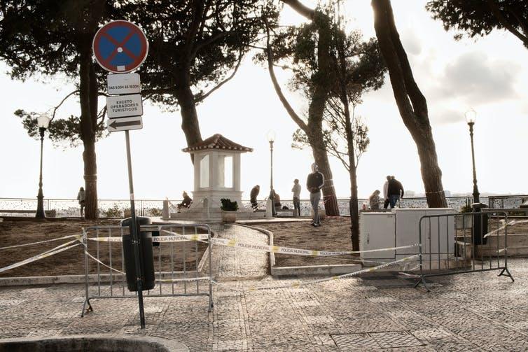 ¿A qué suena una ciudad turística sin turistas?