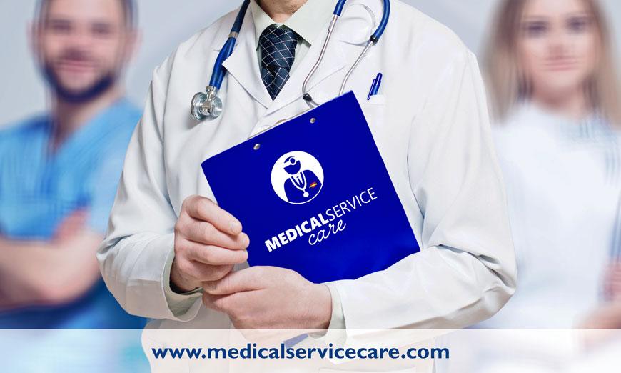 Medical Service Care ofrece una de las mayores carteras de profesionales sanitarios a nivel nacional.