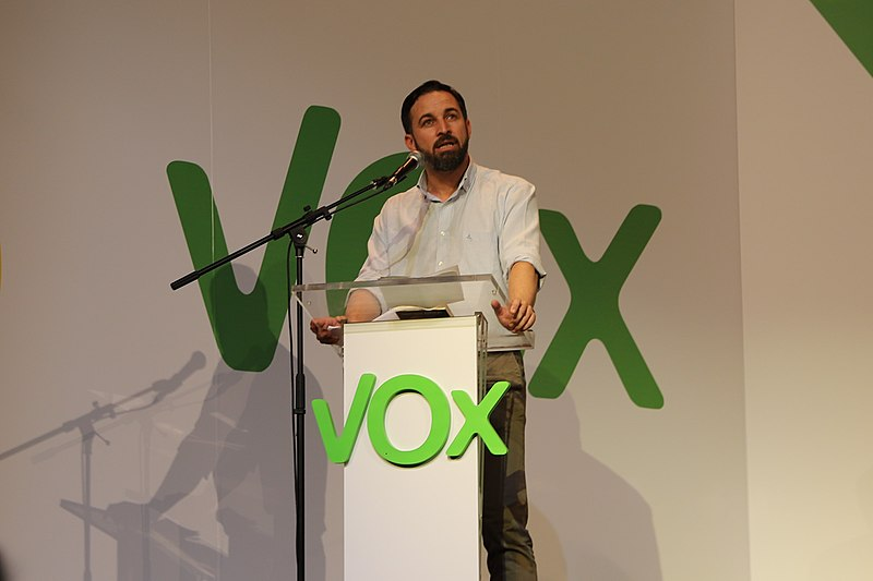 El Instituto de Política Social ha felicitado públicamente la decisión de VOX de impulsar una moción de censura contra el gobierno socialistacomunista.
