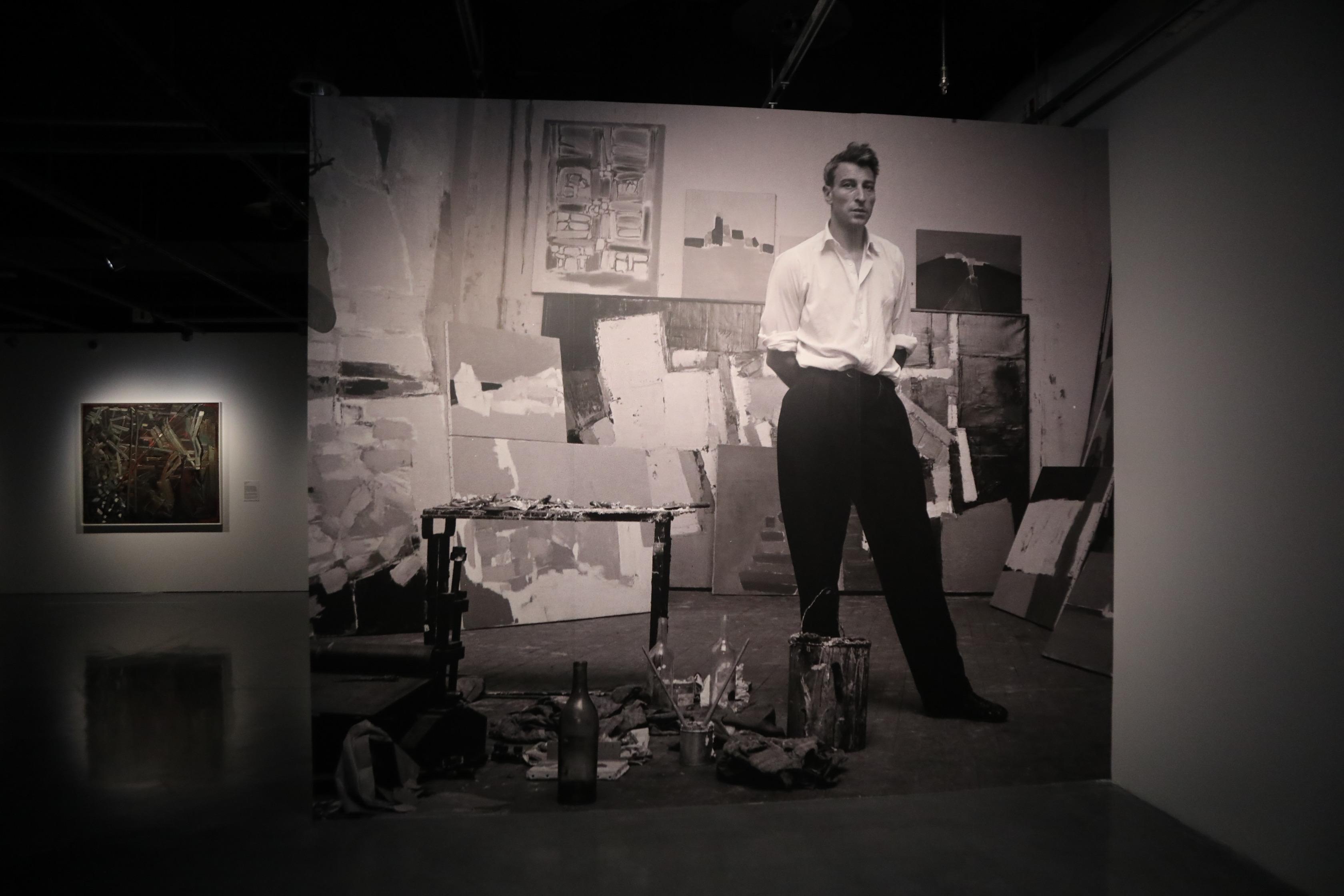 Retrospectiva de  Nicolás de Staël en el Pompidou