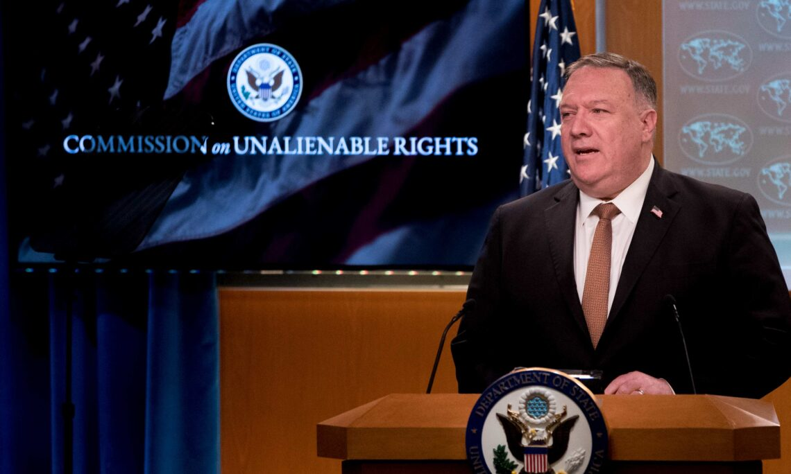 """Congresistas critican el informe de derechos humanos de los EEUU por lenguaje """"cristianocéntrico"""""""