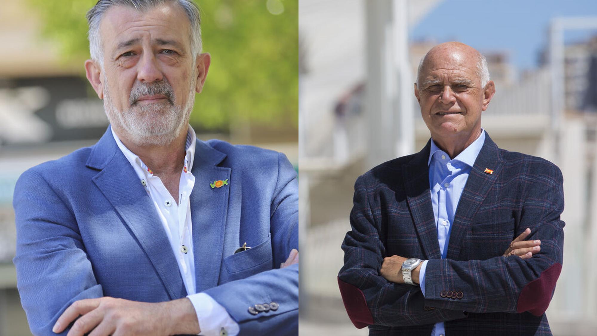 El Comité Electoral nacional de Vox interviene la campaña en Málaga con medidas de excepción