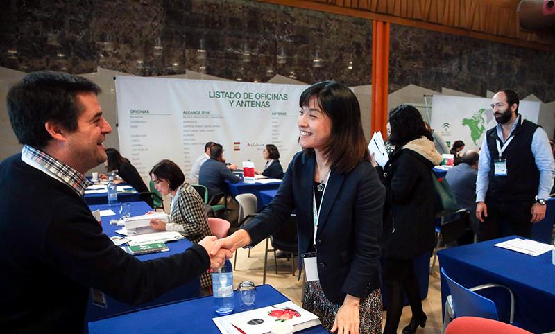 Extenda Global 2020, la cita anual del comercio exterior para las empresas andaluzas, abre su plazo de inscripción, con agentes de 62 países