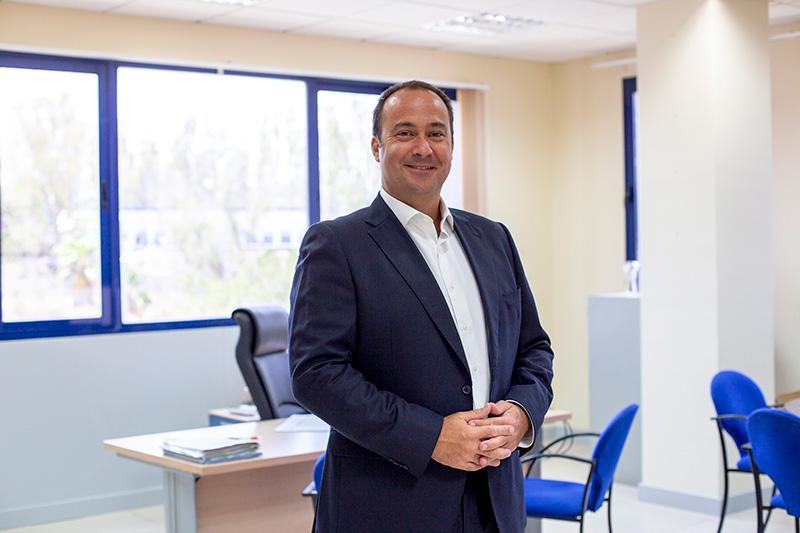 Fermín Encuentra Seminario, CEO de GE XXI, hace historia de esta empresa fundada por su padre.