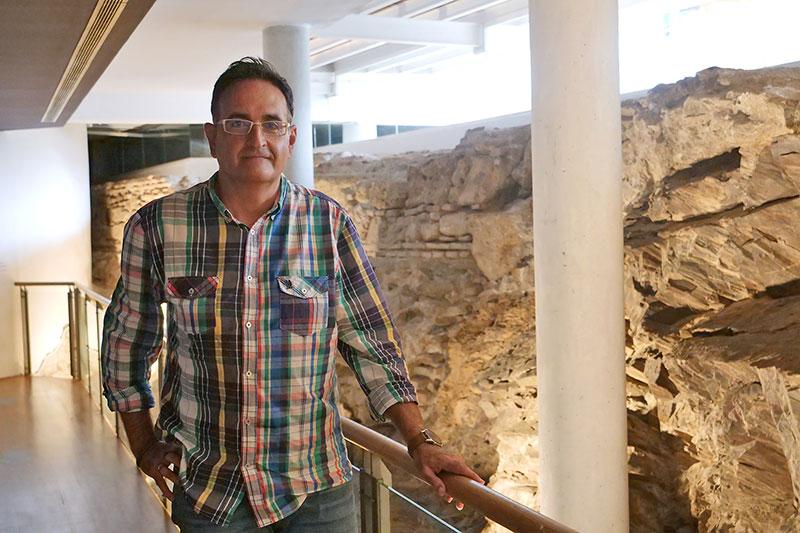 Los restos fenicios del Rectorado son los más remotos de Málaga