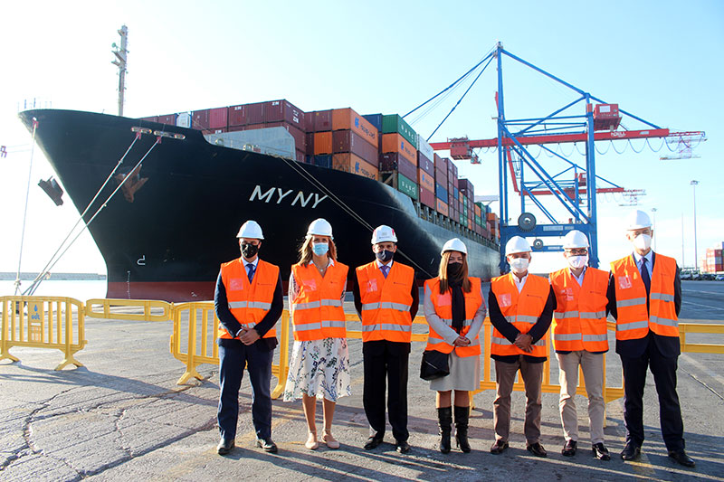 Hapag Lloyd elige Málaga como puerto de escala