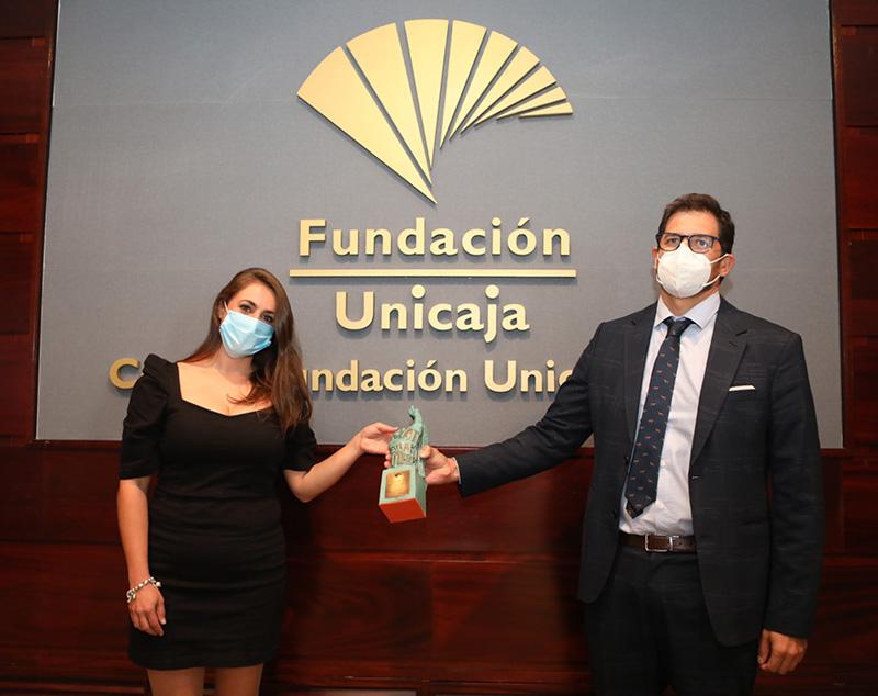 Fundación Unicaja anuncia la convocatoria del 'XXXVII Premio Unicaja de Artículos Periodísticos' y entrega el premio de la última edición