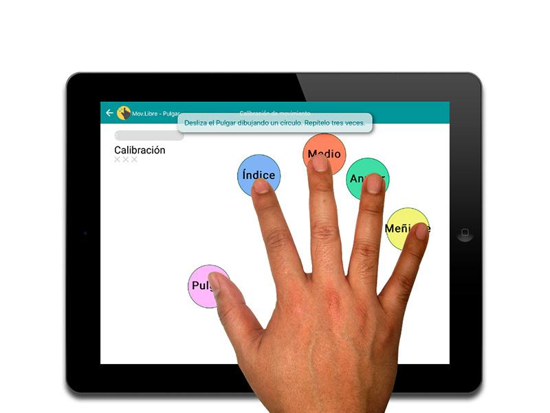 Fundalogy apuesta por la startup de innovación sanitaria Healthinn para desarrollar la aplicación de ayuda a la rehabilitación ReHand