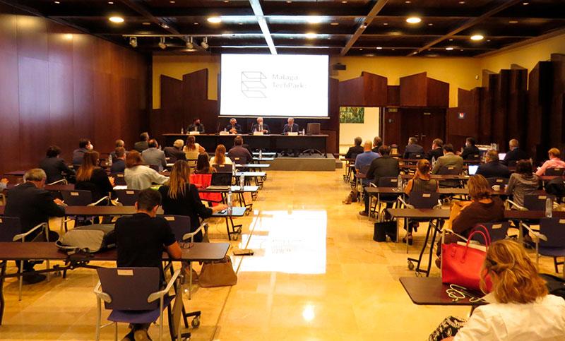 Google se suma al club de directivos y empresarios del PTA, 'Málaga TechPark Execs'