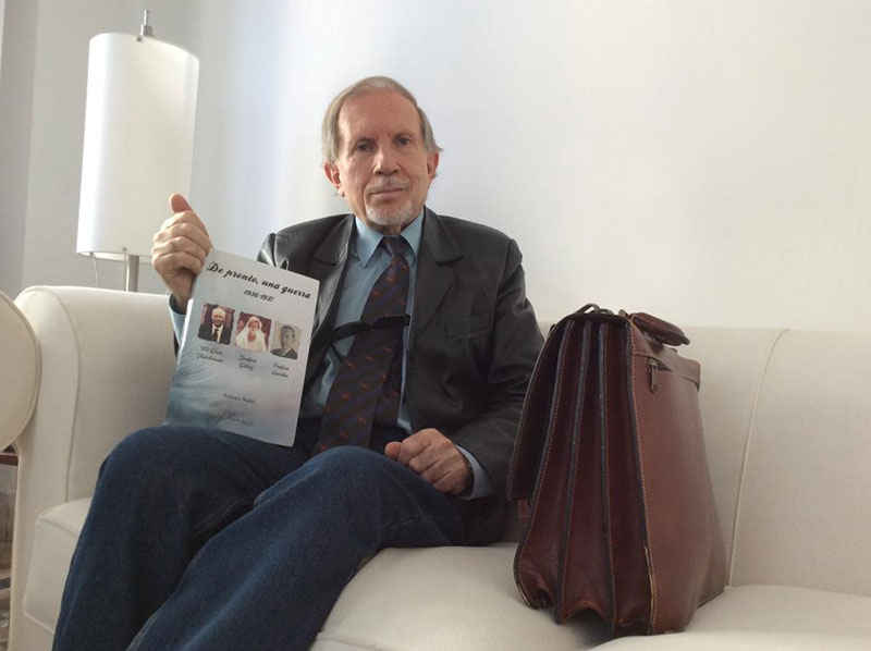 Entrevista con Antonio Nadal, catedrático de Historia Contemporánea